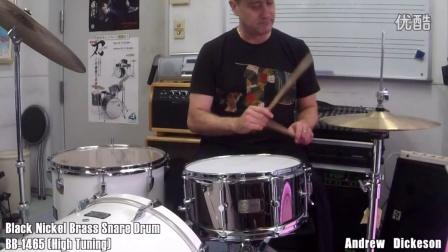 [CANOPUS _ カノウプス] Andrew Dickeson plays Black Nickel Brass BB-1465 (High Tu
