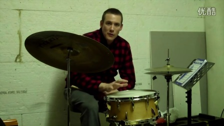 [CANOPUS _ カノウプス] James Bashford plays Neo Vintage NV70-M4 Snare Drum