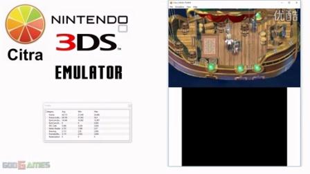Citra 3DS模拟器9月16日模拟 - 《符文工房4(Rune Factory 4)》
