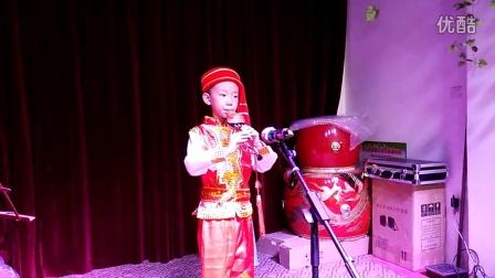 镇李铖葫芦丝演奏