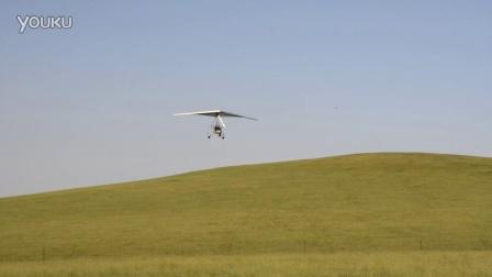 动力三角翼呼伦贝尔飞行