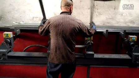 顺龙数控五头弯箍板筋一体机 弯70*80的箍 一次12根