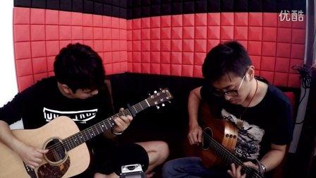 靠谱吉他 原创歌曲《交易》n7 music 陈卓