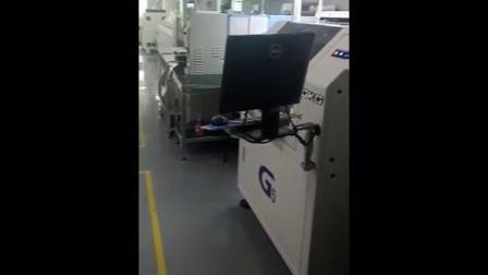 客户使用上板机视频-威力达上板机就是好用