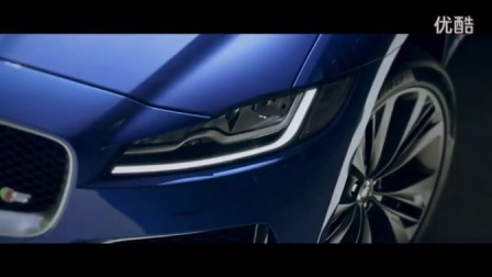 捷豹 Jaguar FPACE 宣传片