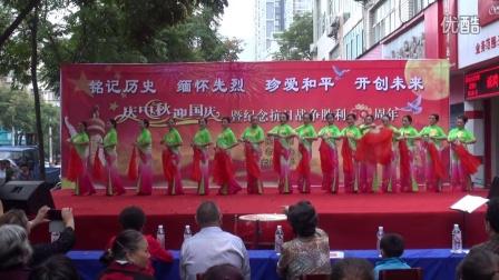 开县老年大学舞蹈再唱红梅赞