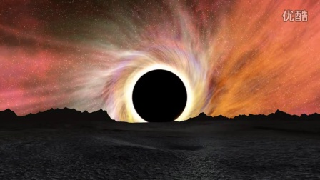 一个黑洞能怎么把你怎么样?