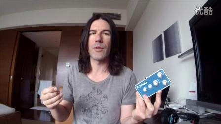 Bogner Harlow boost_compressor, demo by Pete Thorn