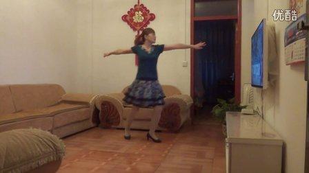 丽丽广场舞   【唱支山歌给党听】原创 吉美广场