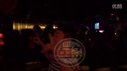 点将DJ学员在一千零一夜酒吧现场