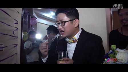 20150919西安宾馆婚礼花絮MV