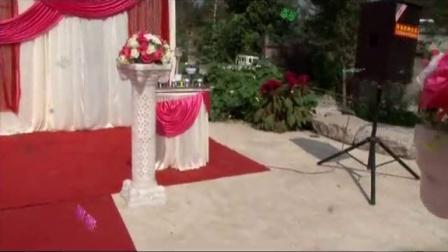 鲁山百合婚庆室外场