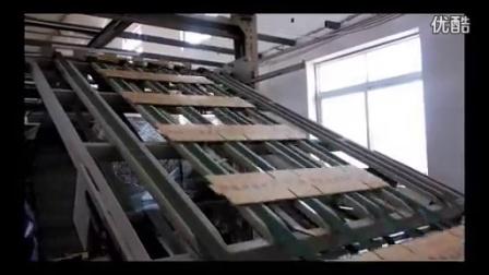 semi flexo printing machine plus leadge feeder2