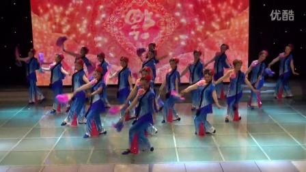 开县老年大学舞蹈,舒心的日子扭着过,编导老师张汉生