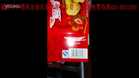 食品包装喷码 进口喷码机