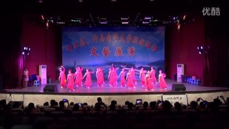 开县老年大学原创舞蹈,开县我可爱的家乡。编导老师张汉生