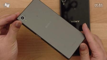 韩国 Sony Xpria Z5 开箱评级