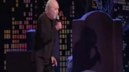 George Carlin FAT PEOPLE - YouTube