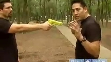 Krav_Maga马伽术超详细夺枪防御教学视频_标清