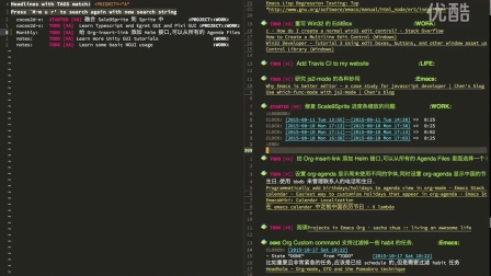 Spacemacs Rocks: Org-mode GTD