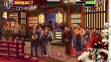拳皇BOSS PK MUKAI VS MAGAKI