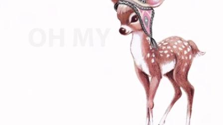 森林动物系列
