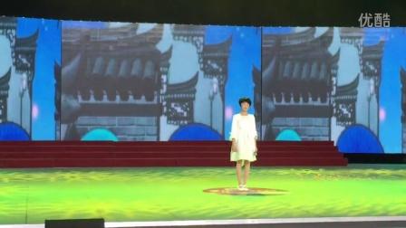 海门实验初中文艺演出独唱中国梦我的梦