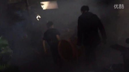 惊悚电影《亲,有妖气》现场拍摄花絮1