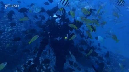 上課潛水影片2