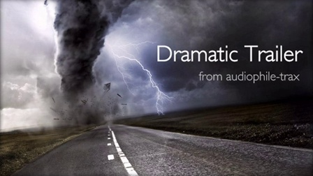 AudioJungle - Dramatic Trailer