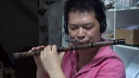 笛子—管子先生竹笛子视频《天空之城》笛子版