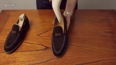Leffot教你如何使用鞋撑;How to insert shoe tree;