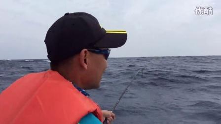 日本冲绳海钓~大马交🐟~出线的感觉超爽!😂😂😂