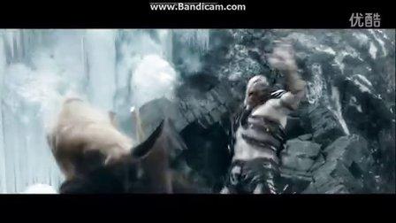 霍比特人3加长版片段:Legolas vs Bolg决斗全过程