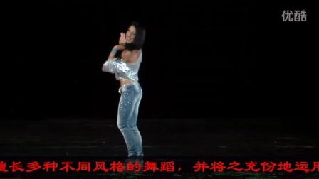 捷克东方舞大师Dalia在荷兰表演的Shabbi