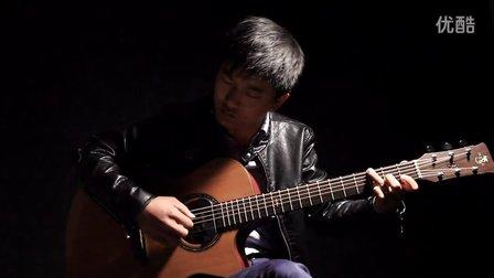 《琵琶语》吉他独奏——武汉弦木音乐彭晓东