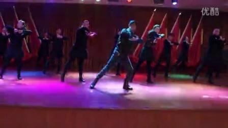 曲阳县嘉禾韵姿舞蹈队表演《炫S街舞》