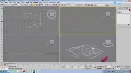ps抠图3ds max室内设计教程