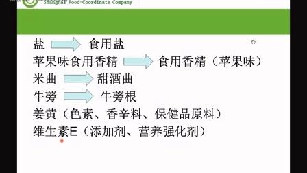 【食安大讲堂】进口食品标签的秘密0925