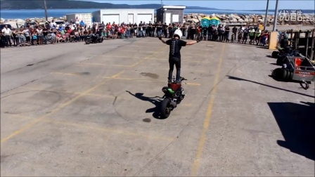 2015 Wharf Rat Motorcycle Rally - Aerial Footage
