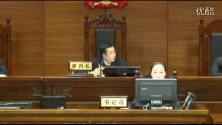霍建华方维权-庭审视频片段