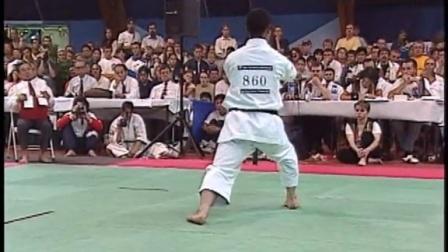 Gojushiho sho Yuji Hashiguchi 1998