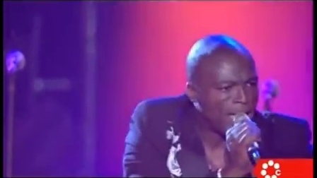 Seal - Crazy (Live) in 巴黎演唱会