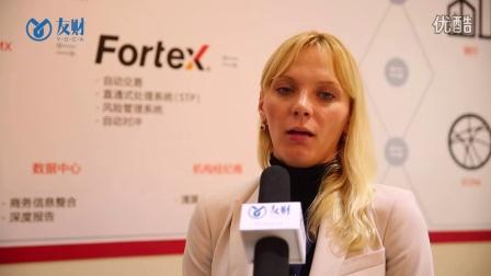 专访 Fortex(方达科技)环球销售总监 Natallia Hunik
