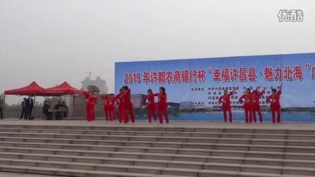 玉培健身队2015年县级比赛