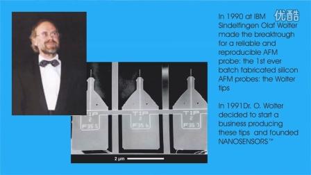 Nanosensors 公司 - 原子力显微镜探针的发展史