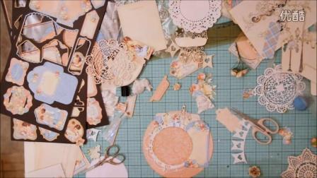 Precious Memories Graphic 45 Mini Album Tutorial