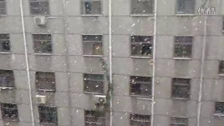 鹤壁的第一场雪
