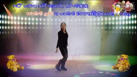 鲍丽广场舞《好乐day》编舞:格格