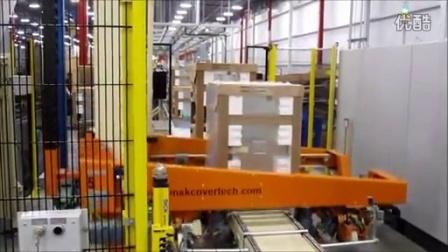 Pallet wrapper - Stretch hood - Appliance - MSK Covertech